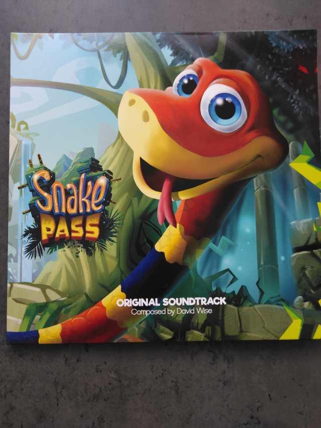 Snake Pass LP