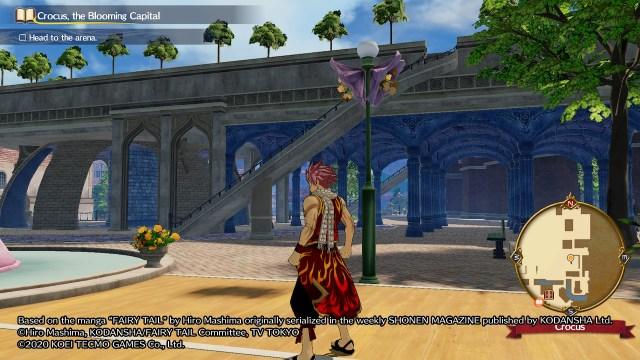 Fairy Tail Crocus