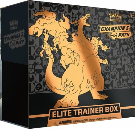 Pokémon TCG Champions Path elite box