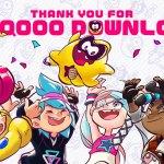 Ninjala behaalt mijlpaal van maar liefst 6 miljoen downloads over de hele wereld