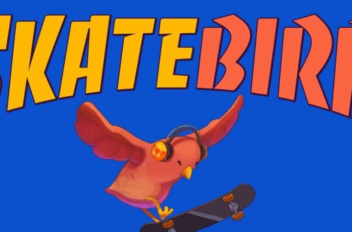 SkateBIRD keyart