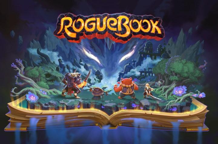 Roguebook art