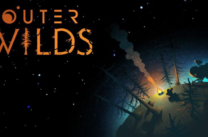 Outer Wilds keyart