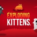 Exploding Kittens nu verkrijgbaar in de eShop