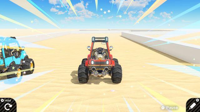 Game Builder Garage Thrill Racer