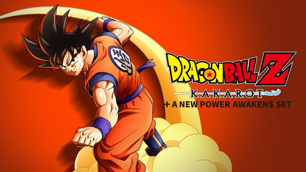 Dragon Ball Z Kakarot Keyart