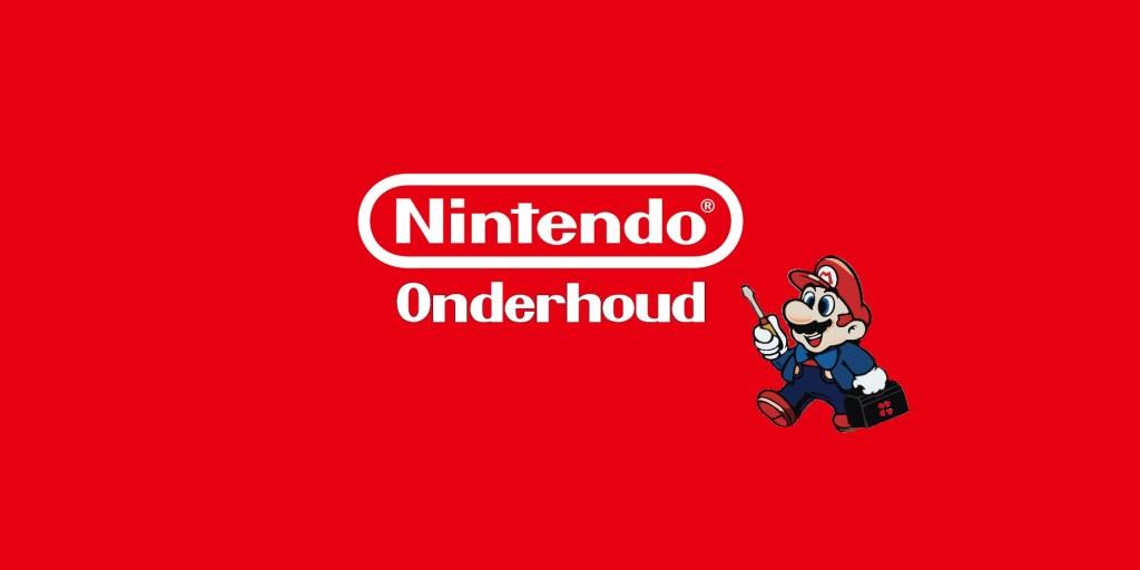 Nintendo Onderhoud
