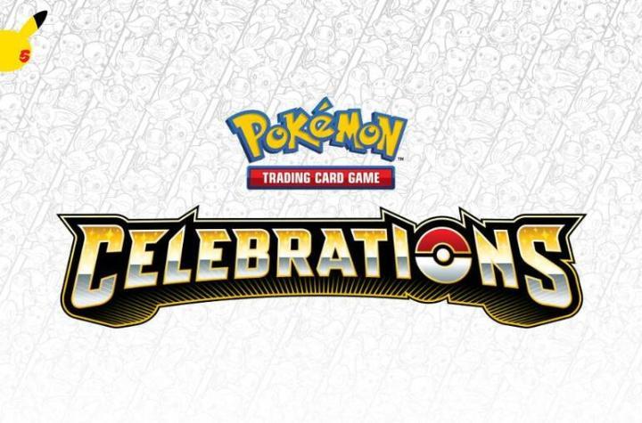 Pokemon Celebrations Keyart