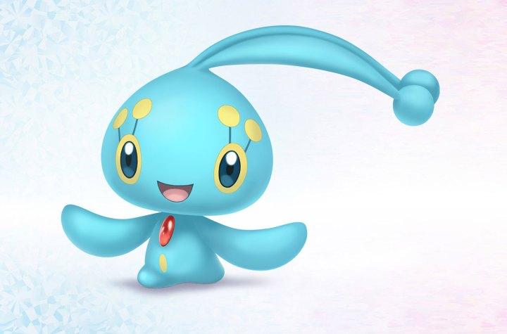 Pokémon Brilliant Diamond Shining Pearl Manaphy