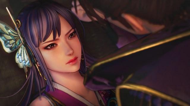 Samurai Warriors 5 Oda and No