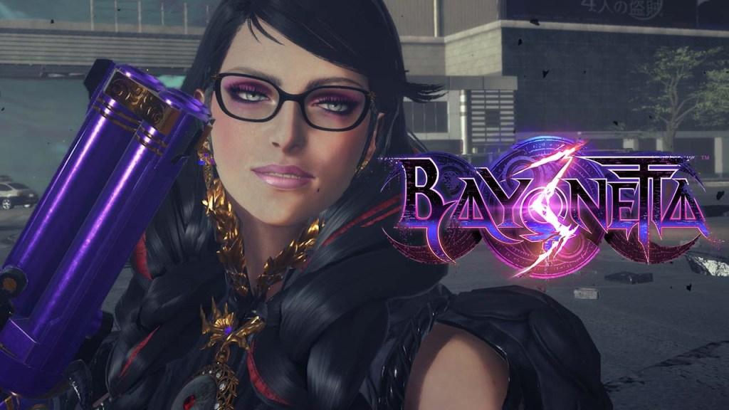 Bayonetta 3 Artwork
