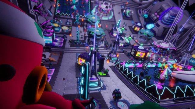 Spacebase Startopia - fun deck