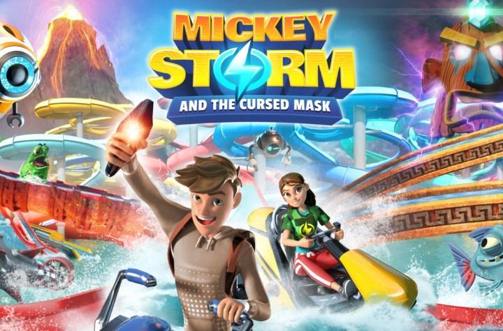 mickey storm