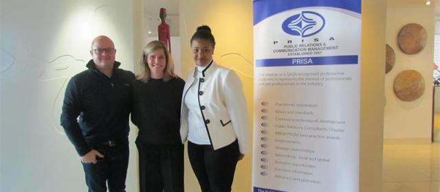 Trans-African communications discussed at PRISA's JumpStart Breakfast Session