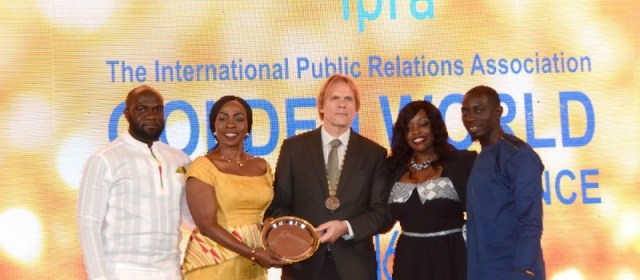 Stratcomm Africa wins Global PR Excellence Awards