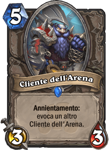 hs cliente arena