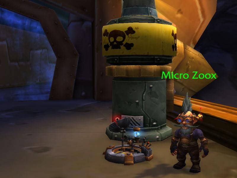 micro zoox gromeregan bfa