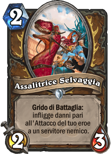 rastakhan assalitrice selvaggia