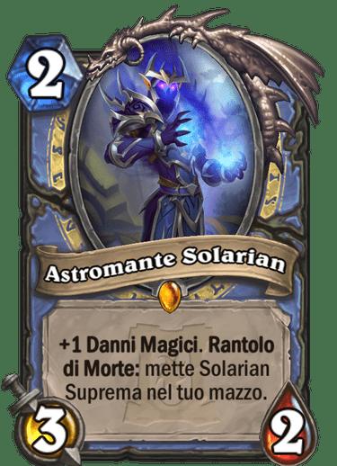 ceneri astromante solarian