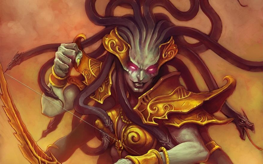 Heroes: Lady Vashj come nuovo Eroe