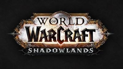wow shadowlands copertina pagina