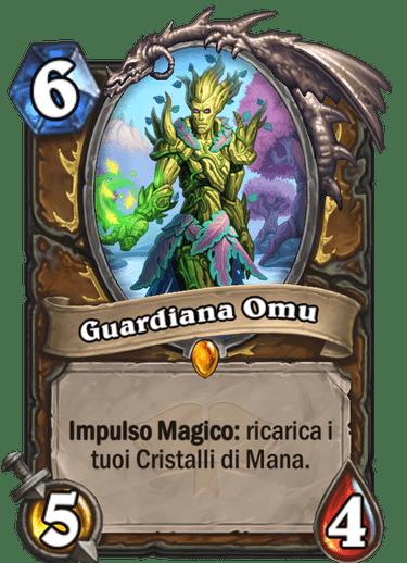 scholomance guardiana omu