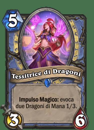 scholomance tessitrice di dragoni