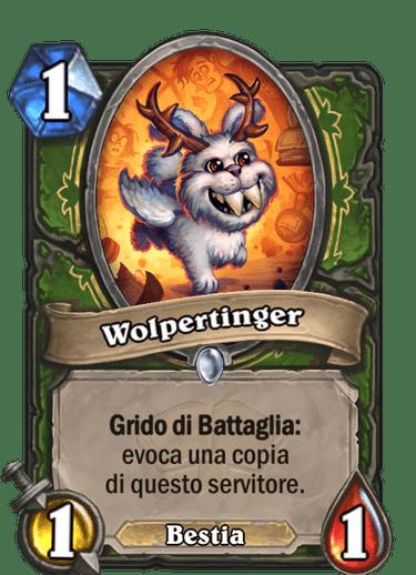 scholomance wolpertinger