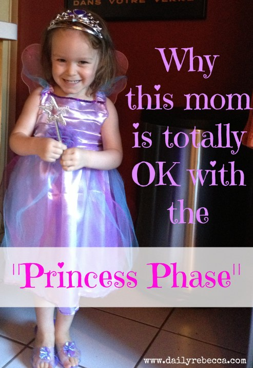 Why this mom is OK with the princess phase