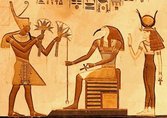 The Sesen Ancient Egypt Symbols