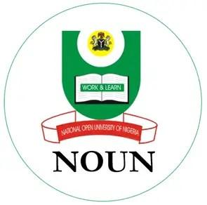 NOUN Admission Form