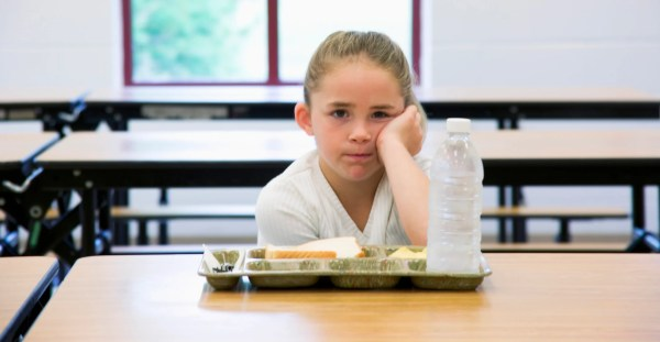 Study: Kids Don't Eat Much of Healthy School Lunches