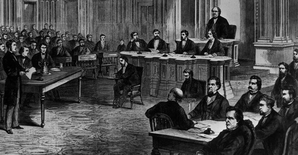 Impeachment Ensued One Time Congress Tried to Curb ...
