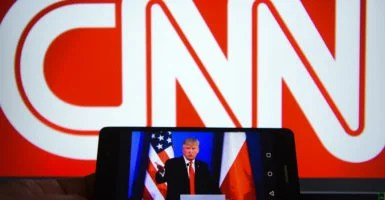 Politics   The Daily Signal Media Misses  Trump Takes on CNN  Google