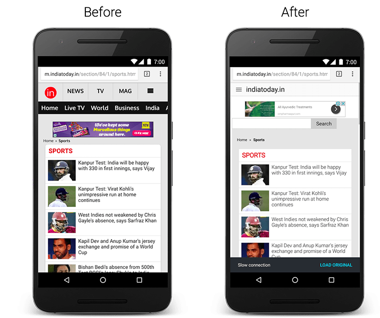 chrome-on-android