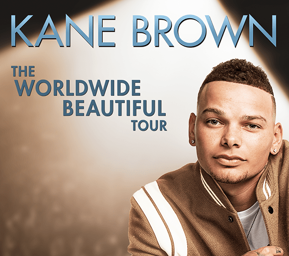 Kane Brown: Worldwide Beautiful Tour - Rescheduled | Daily's Place