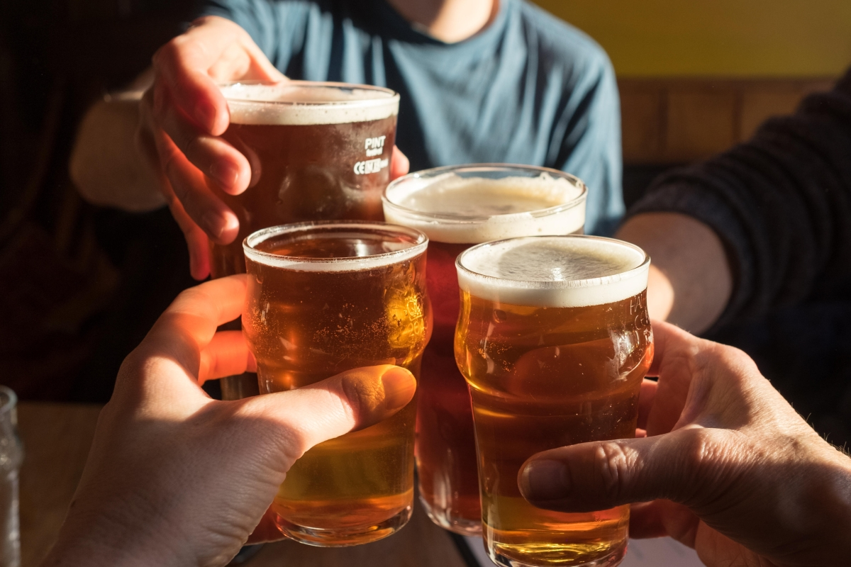 Brits could pay 30p MORE a pint as cost of shortages hits drinkers' pockets