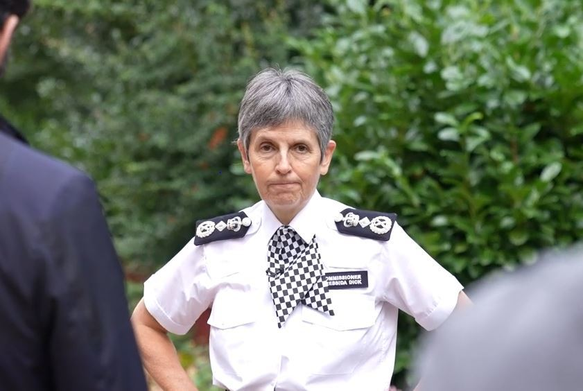 Cressida Dick accused of 'tinkering around the edges' on women's safety