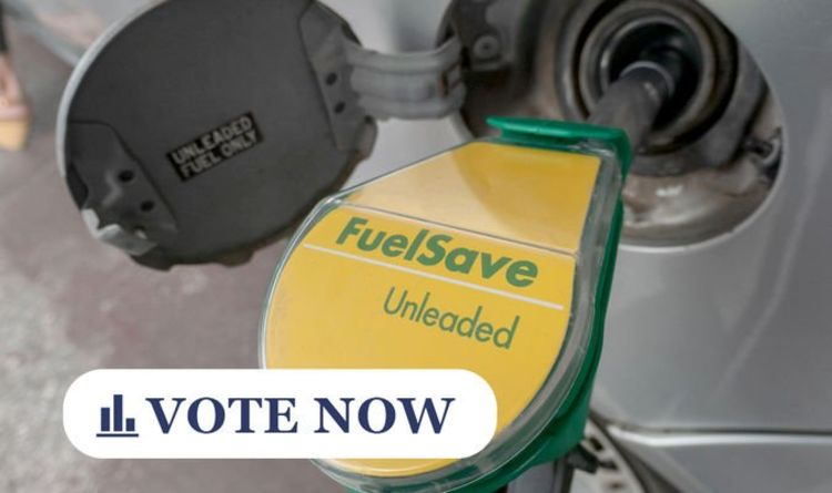 E10 POLL: Should Boris cut VAT on fuel as prices hit record high?