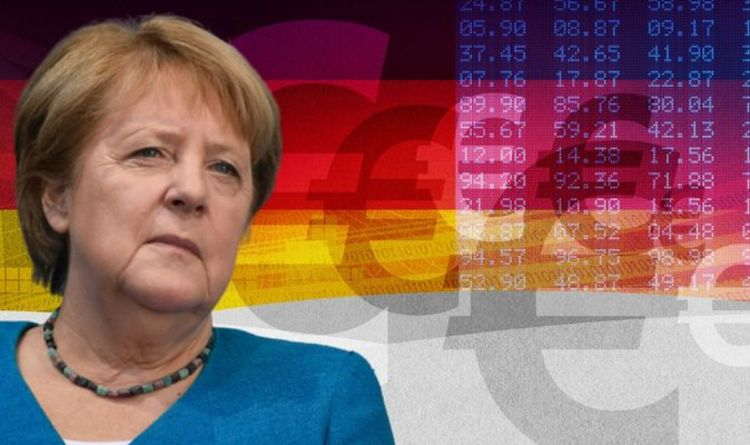 German industry meltdown as prices soar to 47-YEAR high – biggest Eurozone economy rocked