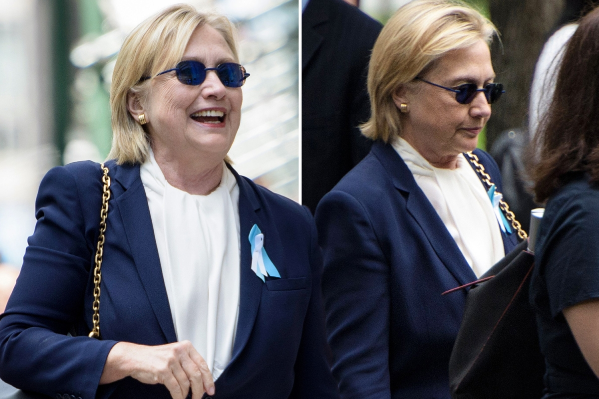 How Hillary Clinton's past health problems sparked 'body double' conspiracy before husband Bill hospitalized with sepsis