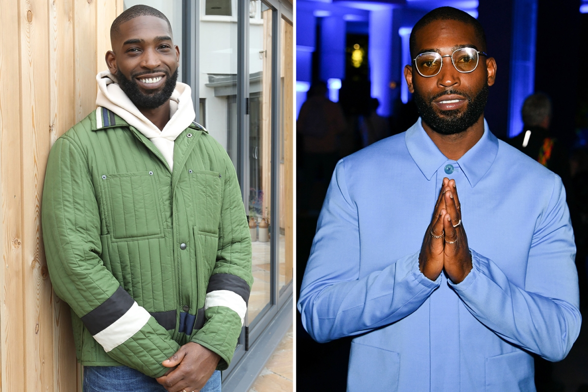 Inside Tinie Tempah's life as he makes career jump from rapper to TV presenter on Extraordiary Extensions