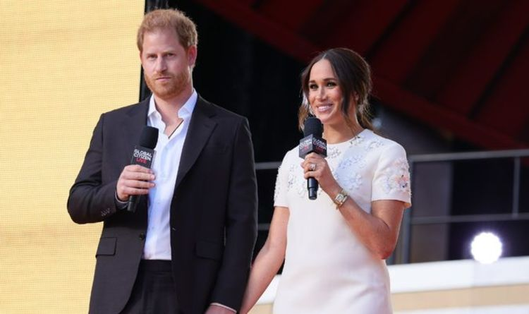 Meghan sparks royal frenzy as she STILL uses Sussex title: 'Highly inappropriate!'