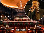 Pictured: Justin Timberlake's 'dapper-as-hell' new Nashville venue – The Twelve Thirty Club