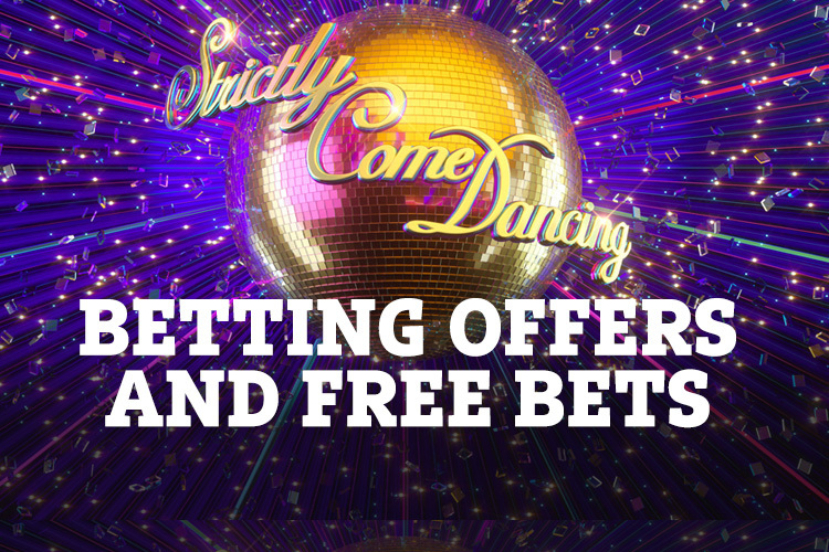 Strictly Come Dancing 2021 odds, betting offers and free bet sign up deals