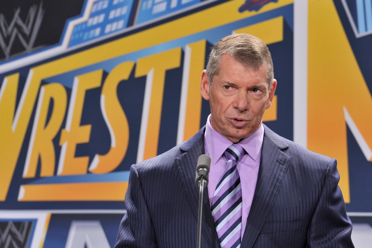 WWE in chaos with RAW having record low TV viewing figures for key demographic as AEW catch up Vince McMahon's company