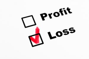 profit loss in stock trading