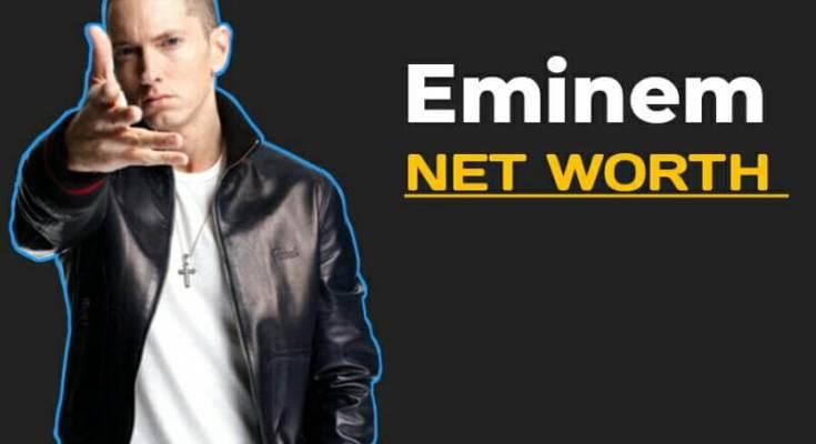 Eminem Net Worth 2021 | Eminem Income & Biography