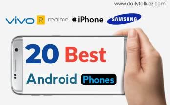 The 20 Best Smartphones To Buy In 2021