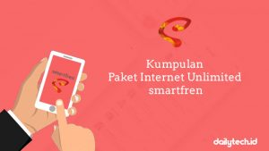paket internet unlimited, Kumpulan Paket Internet Unlimited Smartfren